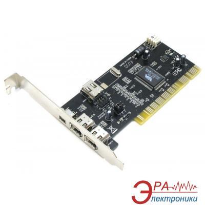 Контроллер Atcom PCI to IEEE 1394 (7804)