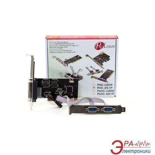 Контроллер ProLogix PCI COM(RS232)/LPT (PXC-2S1P)