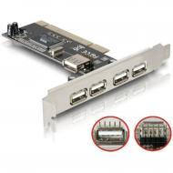 Контроллер Atcom PCI to USB (7803)