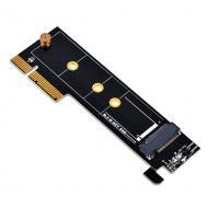 Адаптер Silver Stone PCIe x4 -> SSD m.2 NVMe (SST-ECM25)