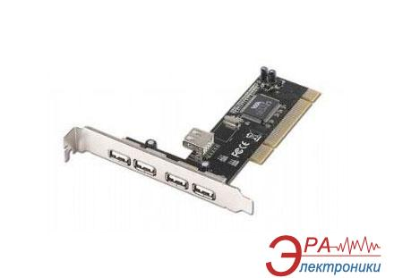 Контроллер Gembird PCI-USB 2.0 (UPC-20-4P)