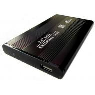 Карман для жесткого диска Grand-X SATA HDD 2.5, USB 2.0 (HDE21) Black
