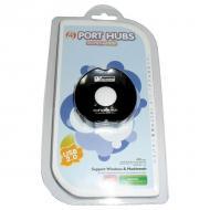 USB HUB Atcom TD1031 Black (10720)