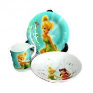 Набор посуды Luminarc Disney Fairies Butterfly 3 предмета (H5839)
