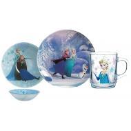 Набор посуды Luminarc Disney Frozen 3 предмета (L0872)