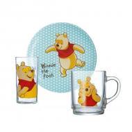 Набор посуды Luminarc Winnie The Pooh 3 предмета (H5307)