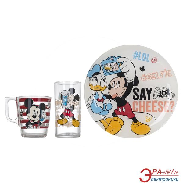 Набор посуды Luminarc DISNEY PARTY MICKEY (L4871)