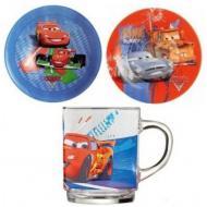 Набор посуды Luminarc DISNEY CARS 2 3 пр. (L2128)