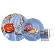 Набор посуды Luminarc DISNEY CARS 3 (N5280)