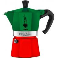 Кофеварка гейзерная Bialetti Moka Express Italia 180ml (0005322)
