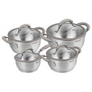 Набор посуды Rondell Balance 4 предмета (RDS-756)