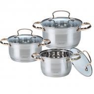 Набор посуды Maestro 6 предметов (MR-3516-6M)