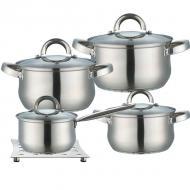 Набор посуды Maestro 9 предметов (MR-2021)