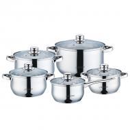 Набор посуды Maestro 10 предметов (MR-2020)