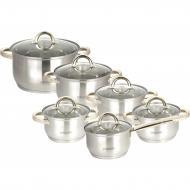 Набор посуды Maestro 12 предметов (MR-2106)
