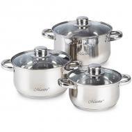 Набор посуды Maestro 6 предметов (MR-2020-6XL)
