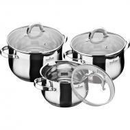 Набор посуды Maxmark 6 предметов (MK-BL6506A)