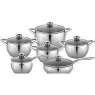 Набор посуды Maxmark 12 предметов (MK-APP7512A)
