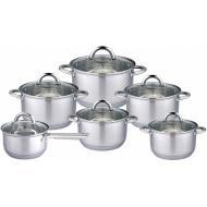 Набор посуды Vincent 12 предметов (VC-3034)