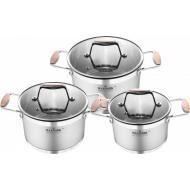 Набор посуды Maxmark 6 пр. (MK-LX3206A)