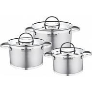 Набор посуды Maxmark 6 пр. (MK-FL3306H)