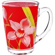 Кружка Luminarc NEW MORNING RED ORCHIS 320 ml (N1197)