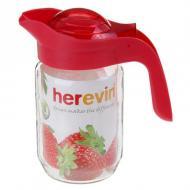 Кувшин Herevin TOLEDO RED 1L (111271-001)