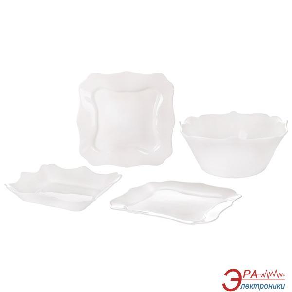 Сервиз столовый Luminarc Authentic White 19 предметов (E6197)