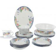 Сервиз столовый Arcopal Florine 38 предметов (L7797)
