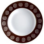 Тарелка суповая Luminarc Sirocco Brown 22 CM (H4886)