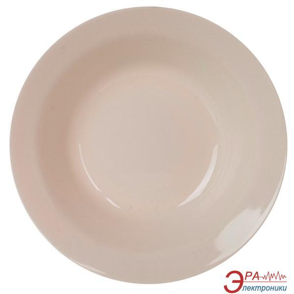 Тарелка десертная Ipec STOCKHOLM Beige 19cm (FDST-INB)