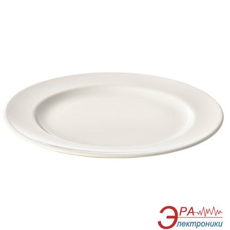 Тарелка столовая Ipec VERONA White 26cm (FIV26-INA)