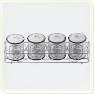 Набор для специй Maestro MR-20030-04СS (MR-20030-04СS)