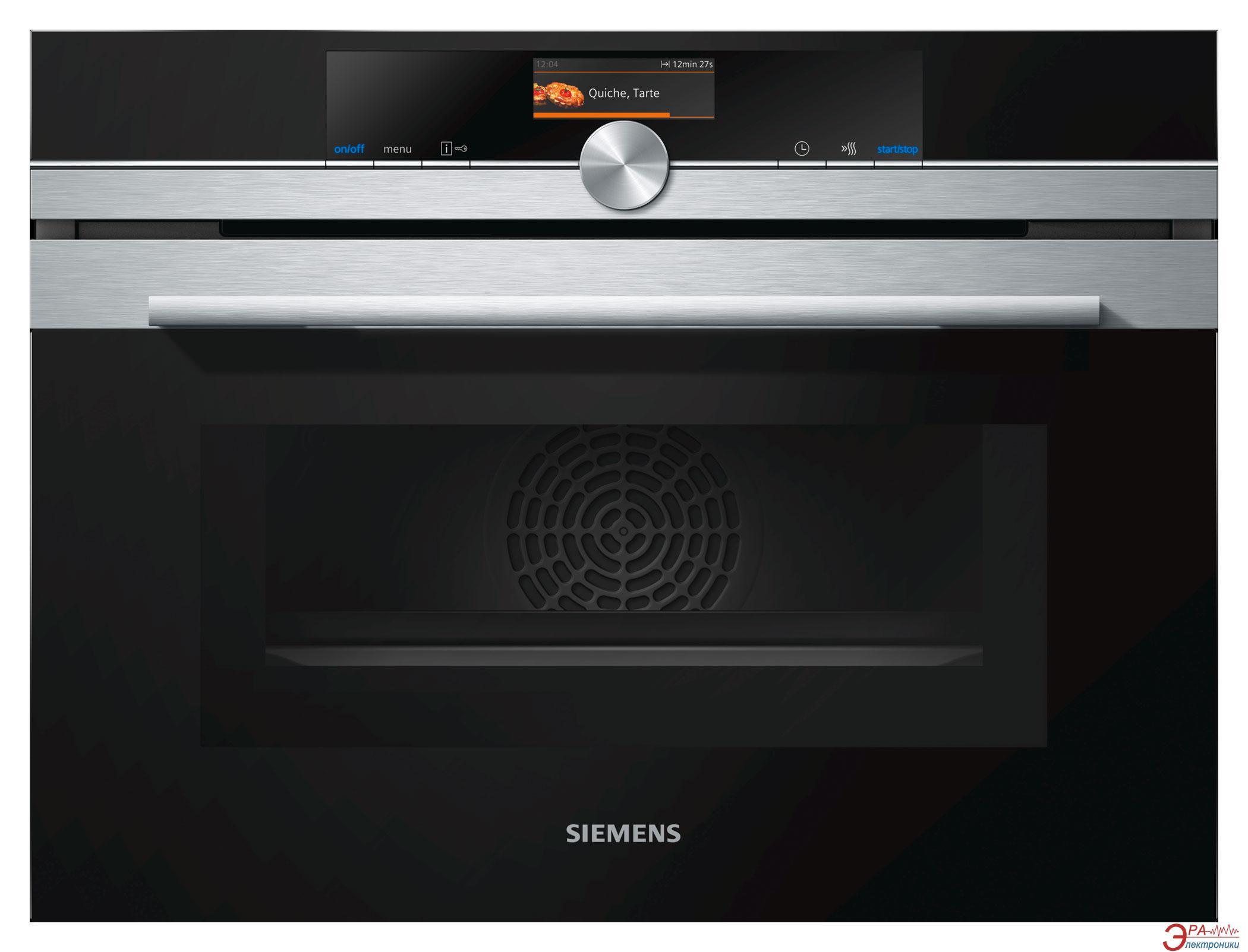 Встраиваемый духовой шкаф Siemens CM636GBS1