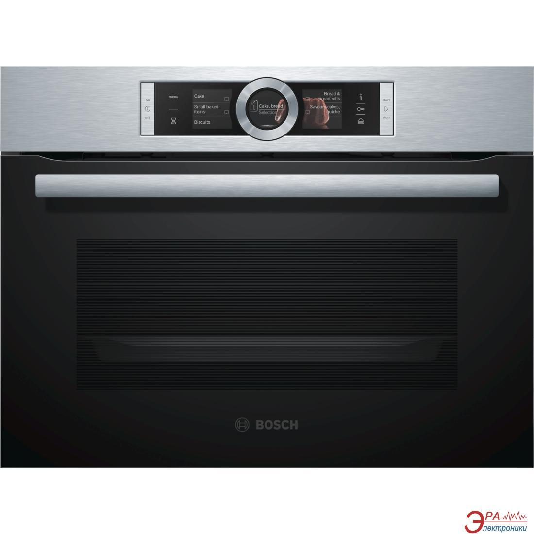 Встраиваемый духовой шкаф Bosch CSG656RS1