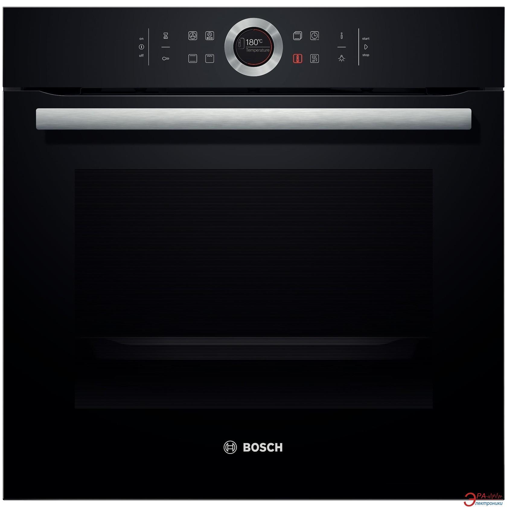 Встраиваемый духовой шкаф Bosch HBG633BB1
