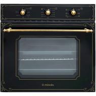Встраиваемый духовой шкаф Minola OE 66134 BL Rustic Glass