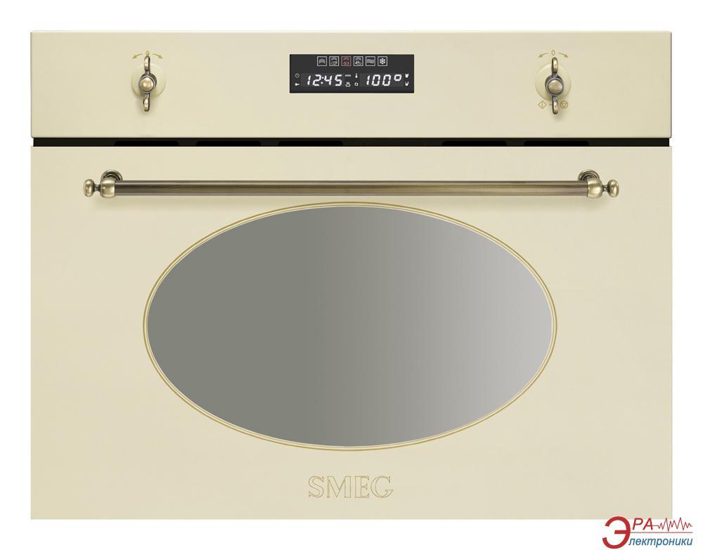 Встраиваемый духовой шкаф Smeg S845MCPO9