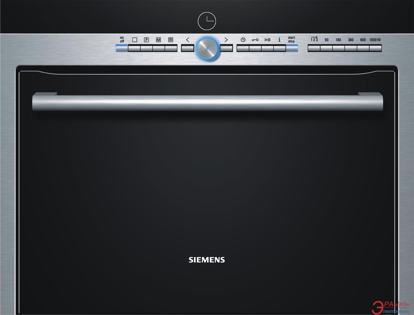 Встраиваемый духовой шкаф Siemens HB86P575