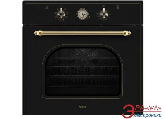 Встраиваемый духовой шкаф Ventolux EO56M-8K3 R (BLACK 3)