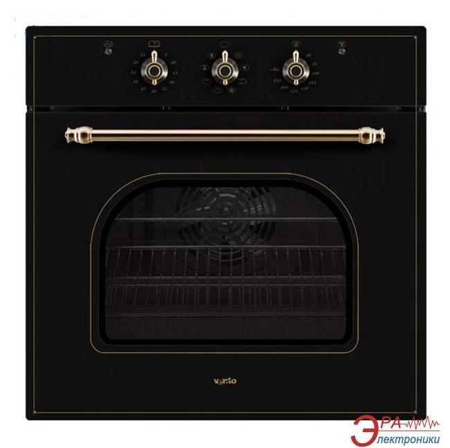 Встраиваемый духовой шкаф Ventolux EO56M-8K3 GLR (BLACK 2)