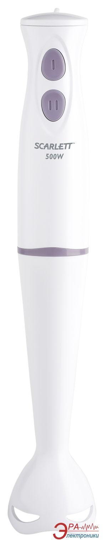 Погружной блендер Scarlett SC-HB42S04 White