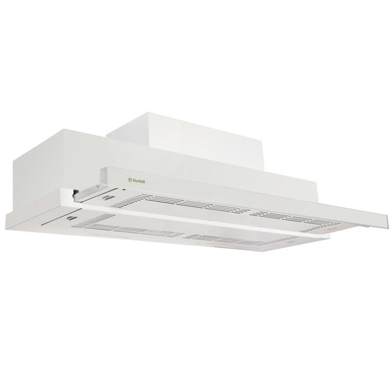 Вытяжка Perfelli TLS 9833 W LED Stripe
