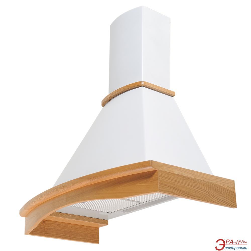 Вытяжка Pyramida R 90 white/U