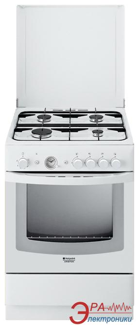 Плита Hotpoint-Ariston CG 64S G3 (W)