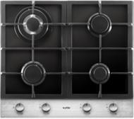 Варочная поверхность Ventolux HG640-P1G CEST (BLACK/ALU)