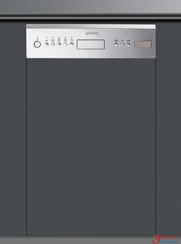 Посудомоечная машина Smeg PLA4645X7
