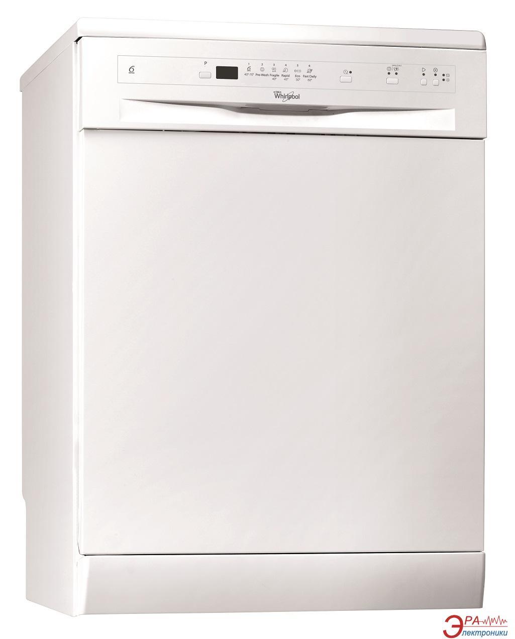 Посудомоечная машина Whirlpool ADP 7442 A + 6S WH