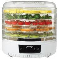 Сушка для овощей и фруктов Gorenje FDK 500 GCW