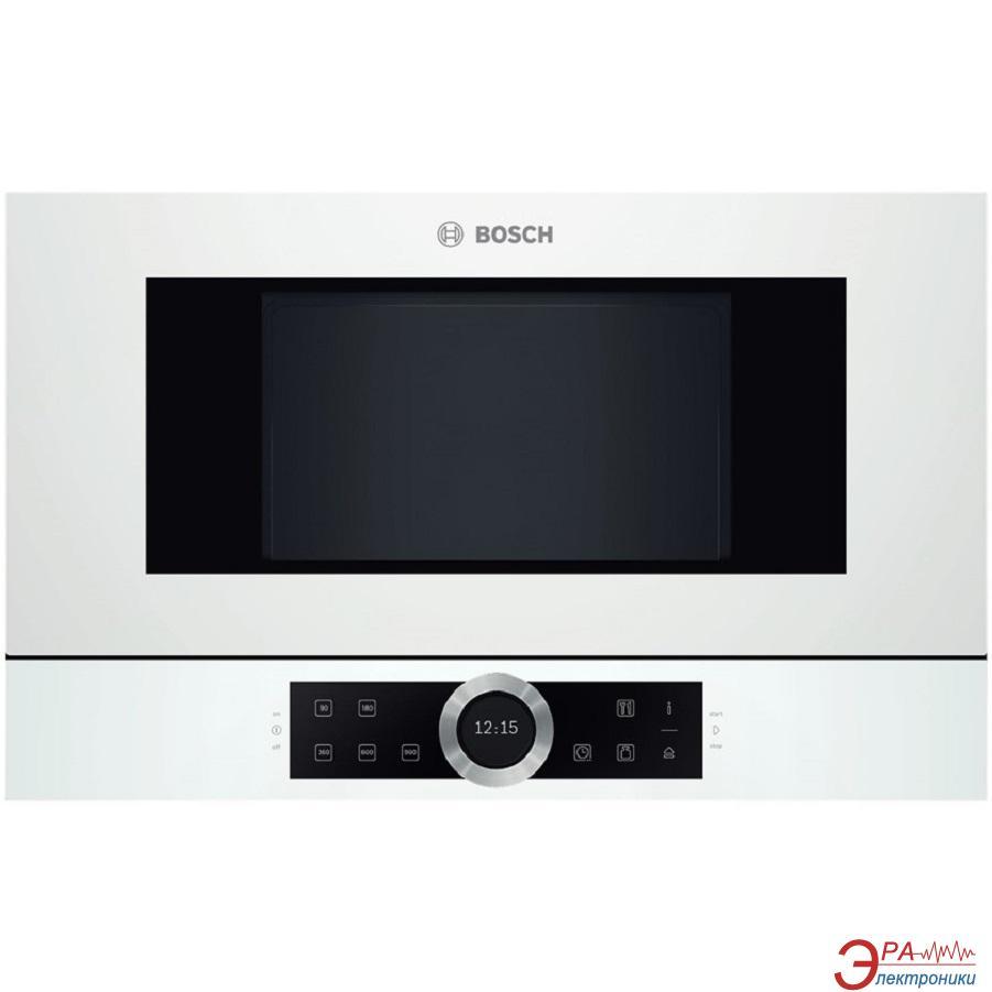 Микроволновая печь Bosch BFL 634 GW1